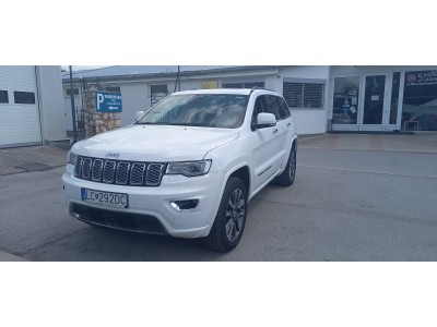 Jeep Grand Cherokee 3.0L V6 CRD Overland A/T