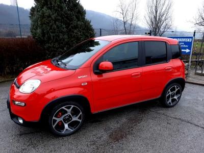 FIAT PANDA SPORT 1.0 FireFly 70 k Sport