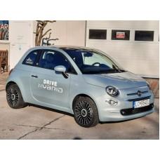FIAT 500 Hybrid 1.0 BSG 70k HyFly Edition